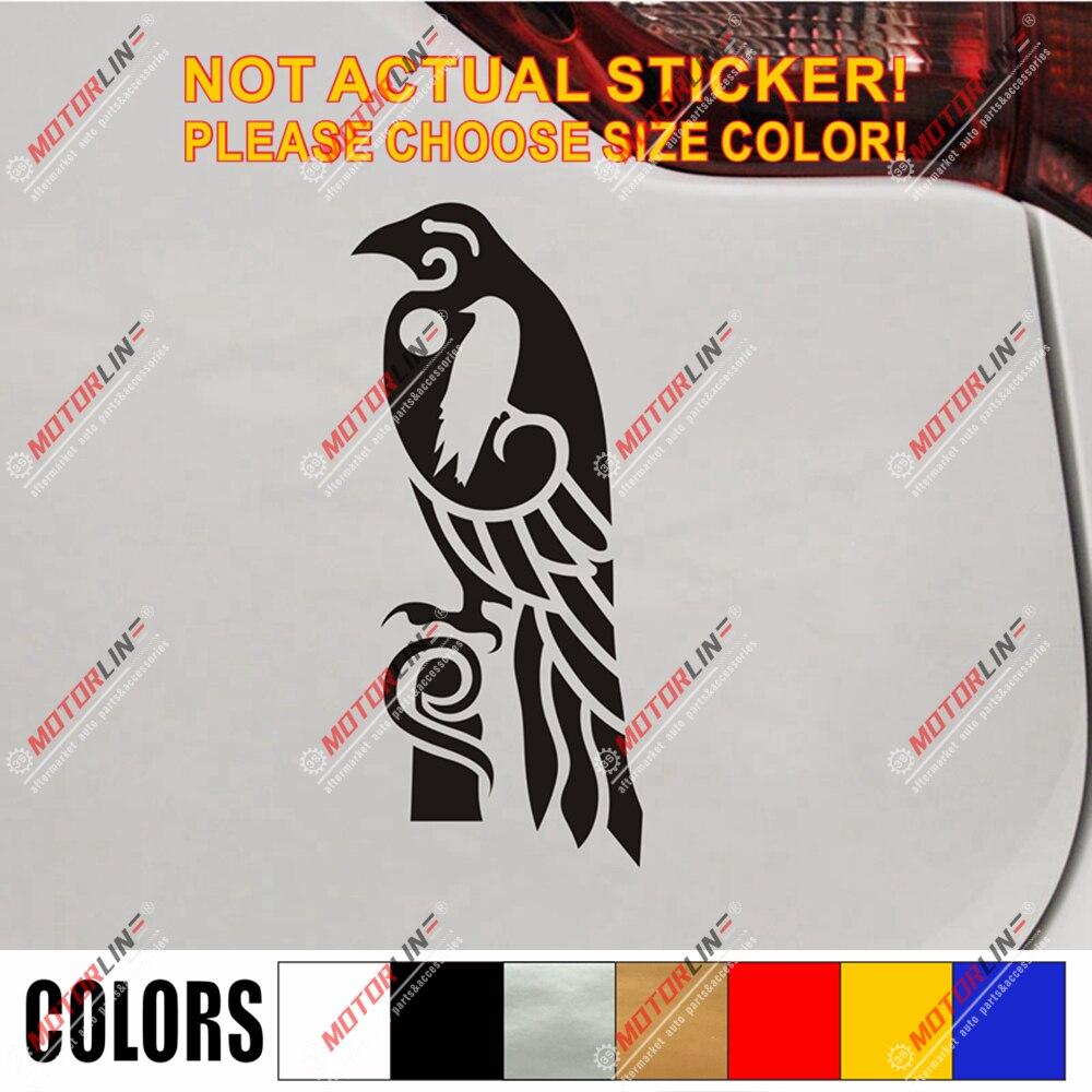 Warhammer Stickers Warhammer 40k Decals Two color Blood Raven Warhammer Vinyl Decal