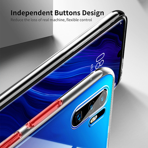 Image 4 - Luxus Fall Für Huawei P30 Pro P20 Lite P Smart Plus 2019 Ehre 8x Max 8c 8s Mate 30 lite 20 Pro Coque Funda Silikon Zurück Abdeckung