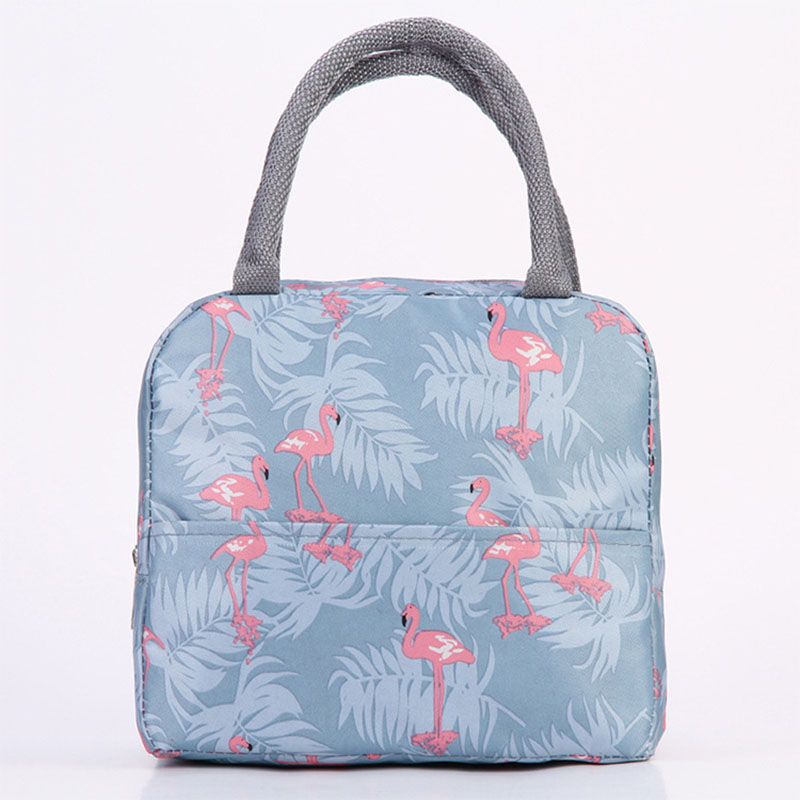 Edo Flamingo Thermal Bag Lunch Box Bag Th1358