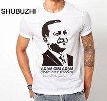 Recep Tayyip Erdogan T Shirt ICH Verschieden Motiv ICH Turkei Turkiye Baskan Sommer Marke der Männer Kleidung O Hals