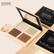 IMAGIC high-gloss shadow repair capacity concealer nose silhouette brightening skin tone Oil-control powder