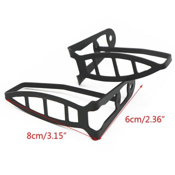 Turn Signal Indicator Light Grill Protector Cover For BMW~ R1200GS ADV Adventure E7CA image