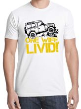 2019 T-Shirt Jeep 4 X 4 Car Free Shipping One Life Live It Off Road Logo T-Shirt Tees Sweatshirt one life live it offroad offroader mountain silhouette stickers sticker