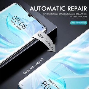 Image 4 - 3Pcs Hydrogel Protective Film For Huawei P30 P40 P20 lite Mate 10 20 Pro Screen Protector For Huawei P30 P20 P40 Pro lite Film
