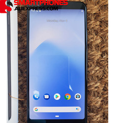 Global version Google pixel 3A XL 4GB 64GB Mobile phone 4G LTE Android 9.0 6.0inch Snapdragon 670 Octa core NFC smartphone