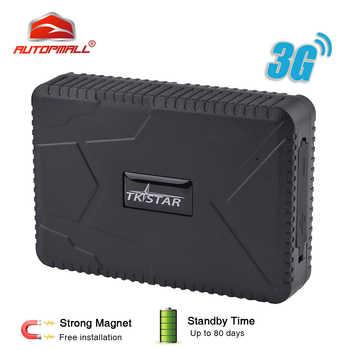 3G GPS Tracker Auto TKSTAR TK915-3G 80 tage Standby Wasserdichte Magnet Realtime GPS Auto Tracker Shock Alarm KOSTENLOSER APP PK TK905 TK915