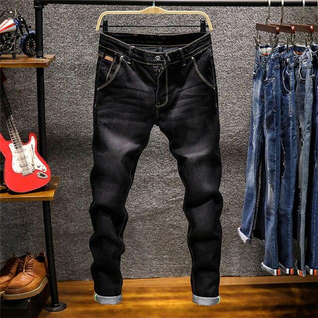 Fashion Boutique Stretch Men's Jeans 3