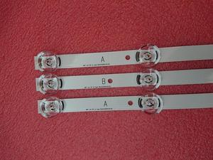 "Image 5 - 3 sztuk podświetlenie LED dla LG 32LF632V 32LF650V 32LF6309 UOT LGIT A B DRT 3.0 32 ""A B 6916l 1974A 1975A 6916l 2223A 2224A 2406A 2407A"