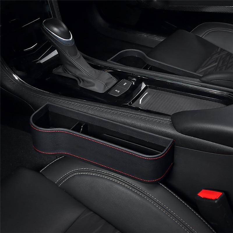 2020 горячая Распродажа, новейший органайзер для автомобиля из искусственной кожи, наполнитель для переднего сиденья, автомобильный щелевой ...