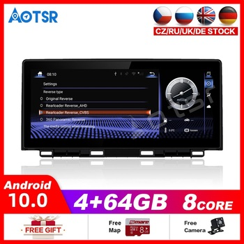 GPS Navigation /Head uinit/Stereo/ car Multimedia Player/ Tape Recorder / for Lexus NX AZ10 NX200t NX300 NX300h 2015~2019 ips image