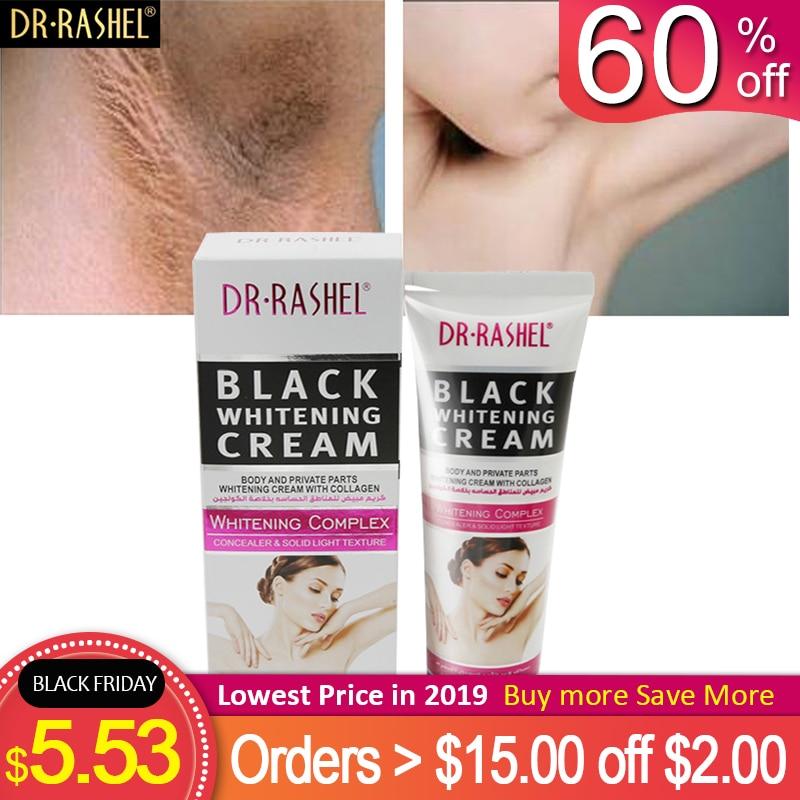Gold Collagen Armpit Whitening Cream Body Underarm Whitening Cream Legs and Knees Private Parts Skin Whitening Korean Skin Care