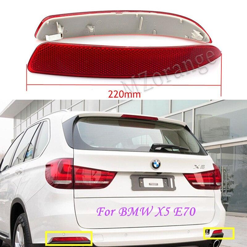 Left Rear Bumper Reflector Light Housing fit BMW X5 E70 2007-2009 63217158949