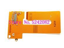 NEW Original 5D mark ii mark ii cabo flexível do lcd para mainboard para canon 5D 5D2 flex peças de reparo da câmera slr