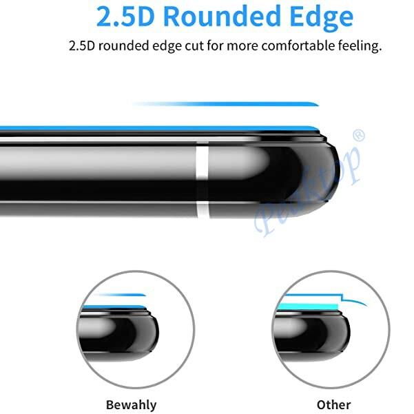 New 9D Curved Full Cover Tempered Glass For Xiaomi Mi9 Mi8 SE Redmi 7 Screen Protector For Mi 8 9 Lite Redmi7 Protection Film