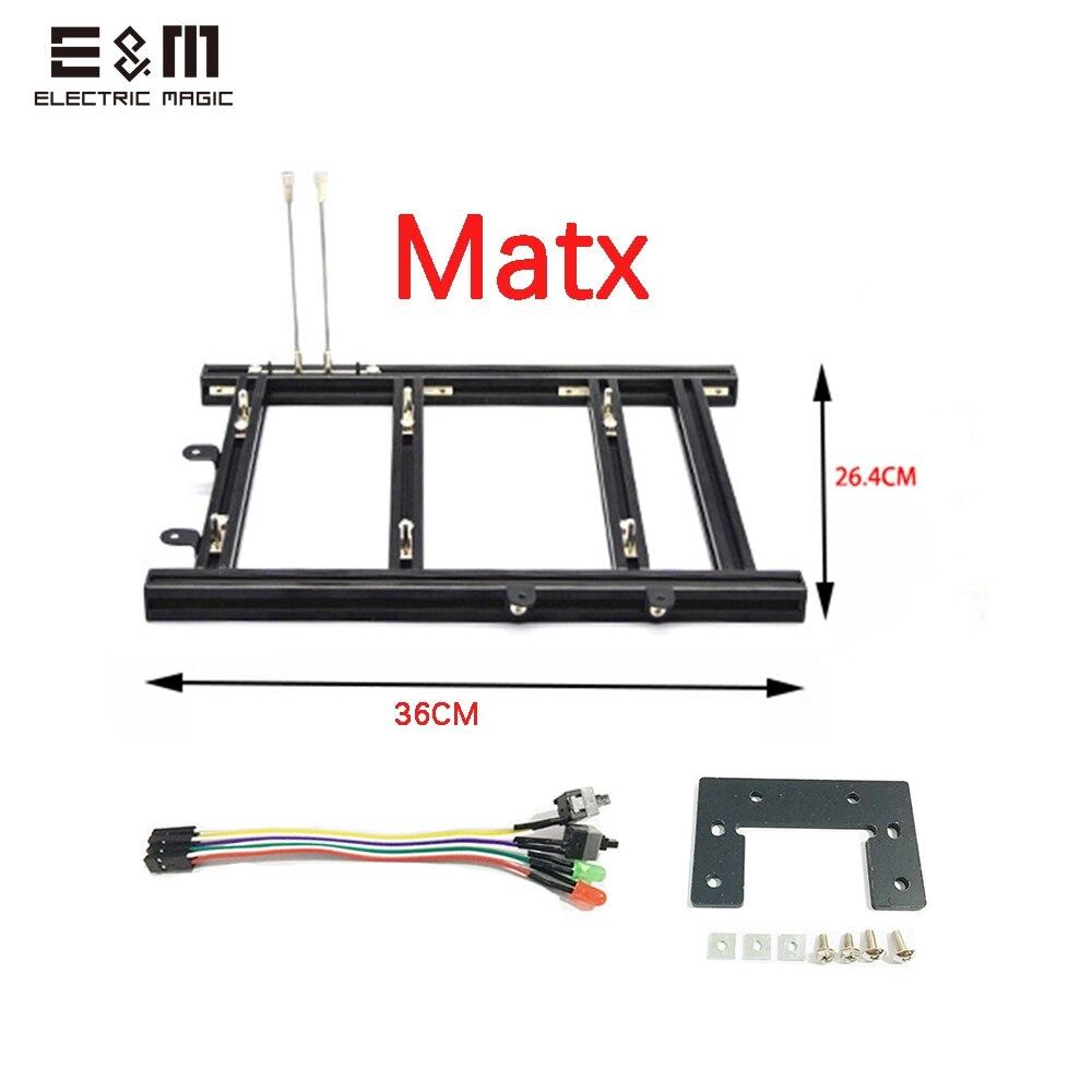 Itx matx atx computador banco de teste