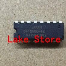 1Uds D41256 D41256C-12 D41256C-15 D41256C-10 UPD41256-15 DIP-16