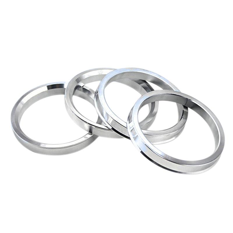 Espita Anillos 66.6-69.1 Espaciador De Rueda Conjunto de 4 Cubo de la rueda de aleación centrados en Merc Audi
