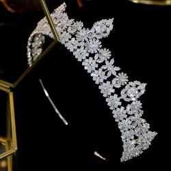 High-end bridal hair accessories, simple headband, wedding hair accessories, girlfriend gifts, birthday crown