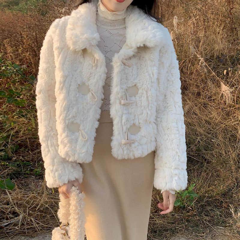 Nicemix пуховые куртки для девочек размера плюс зимы милая одноцветная