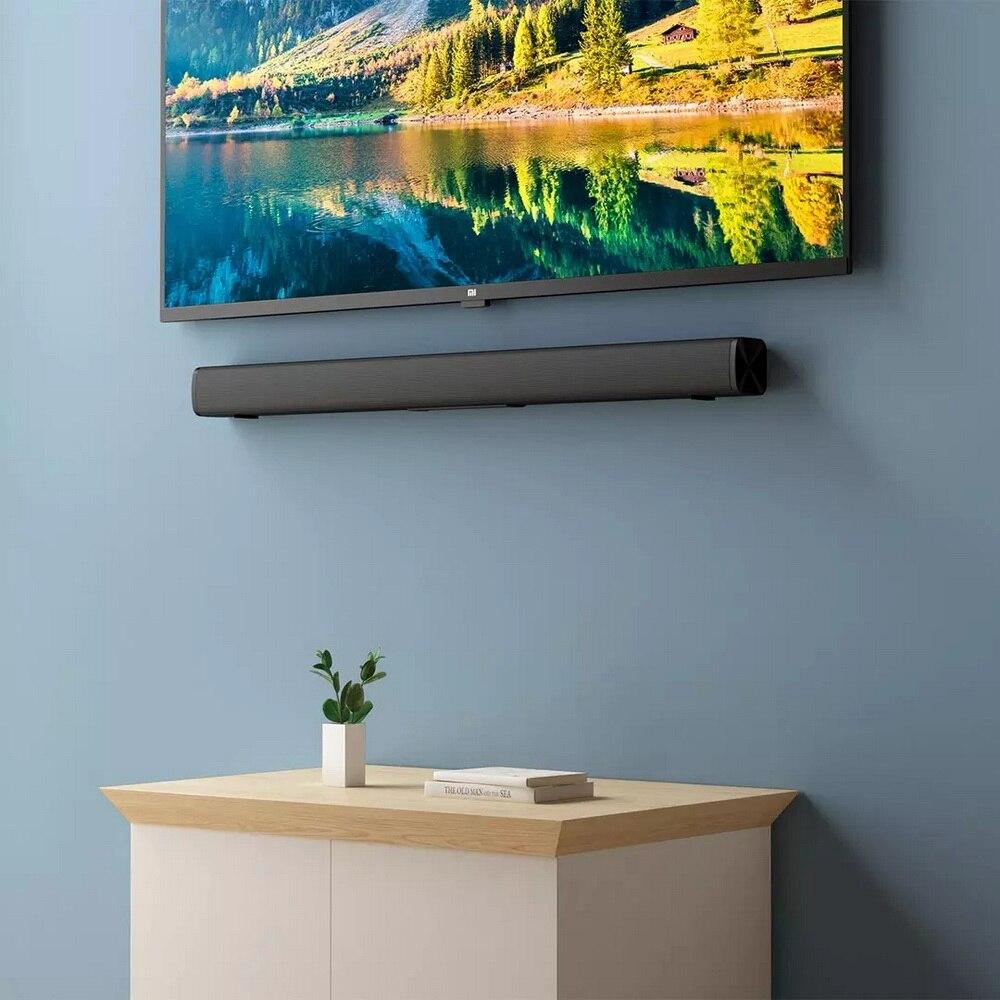 Xiaomi Redmi TV звуковая панель Беспроводная Bluetooth 5,0 динамик 30 Вт сабвуфер домашний объемный звуковая панель стерео для ТВ ПК театр SPDIF/AUX