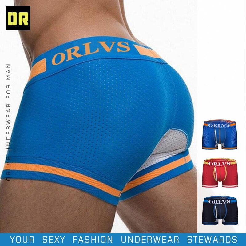 Underwear Men Boxers Breathable Comfortable Underpants Mesh Cueca Boxers Hombre Calzoncillo Men Boxers Shorts Quick Dry