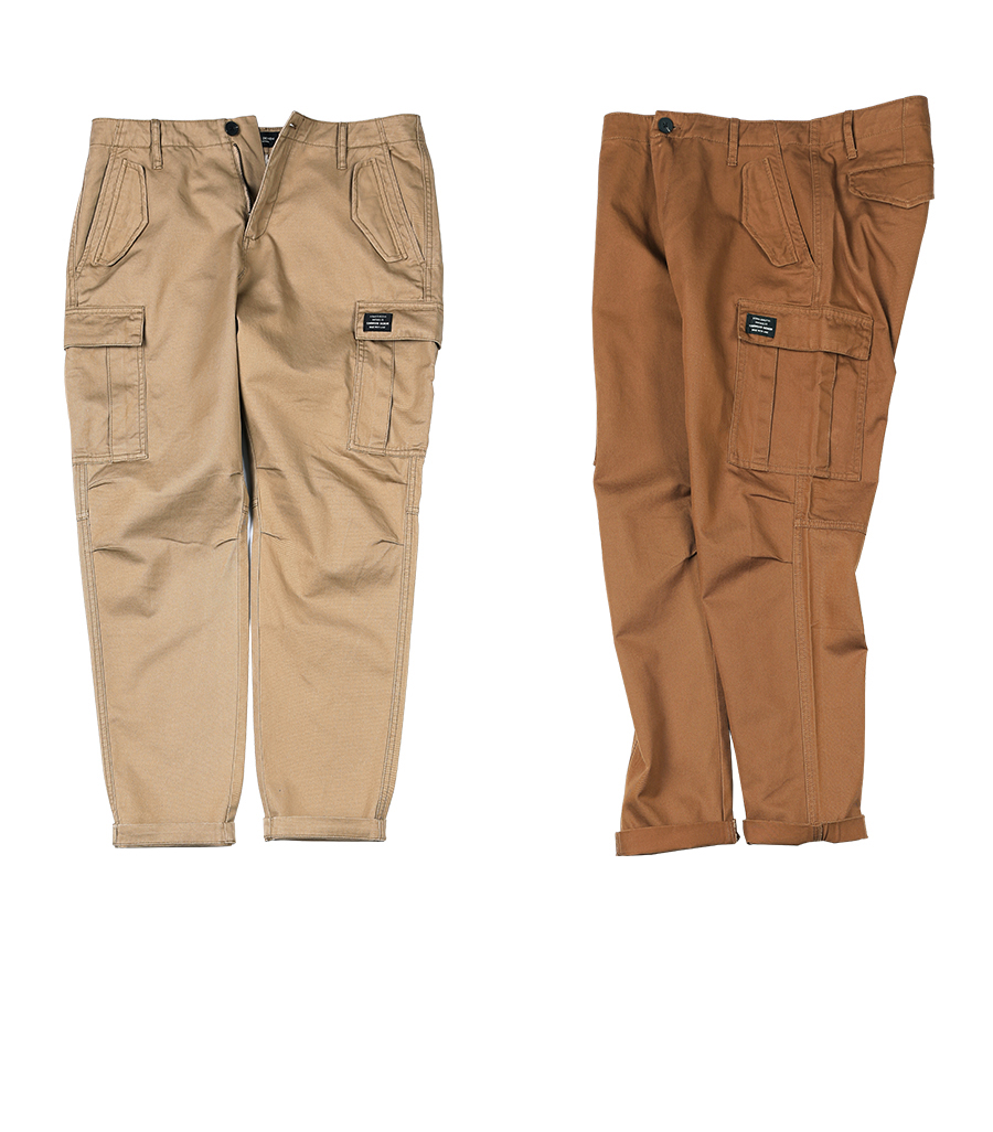 Hb9f1be27445f478f893a00649bb49394i SIMWOOD New 2019 Casual Pants Men Fashion track Cargo Pants Ankle-Length military autumn Trousers Men pantalon hombre 180614