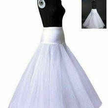 Crinoline Gown Petticoat Underskirt Slip Wedding Bridal Dress
