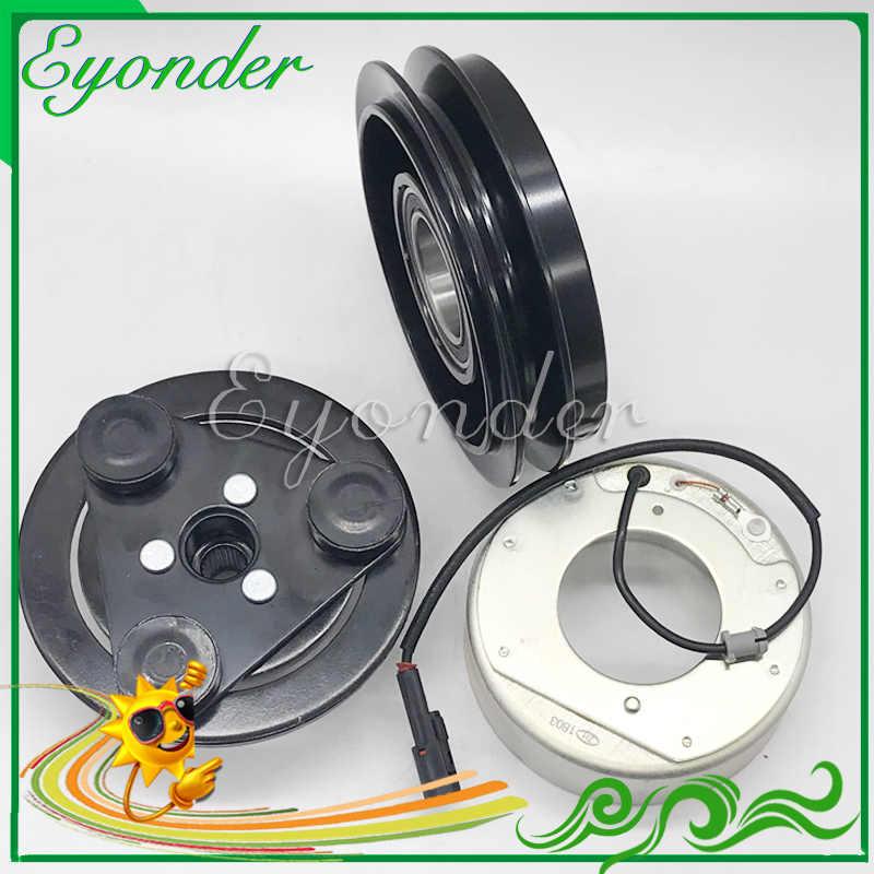 AC A/C Luft Conditoning Elektromagnetische Kompressor Magnetische Kupplung Pulley für ISUZU D-MAX DMAX CR14 8981028240 9260000C81