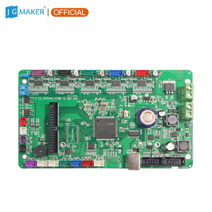 Image 1 - JGMAKER A5S A1 A3S 3D Printer Mother Board Motherboard Main Controller Board Self Developed Firmware with 4 pcs A5984 Drive