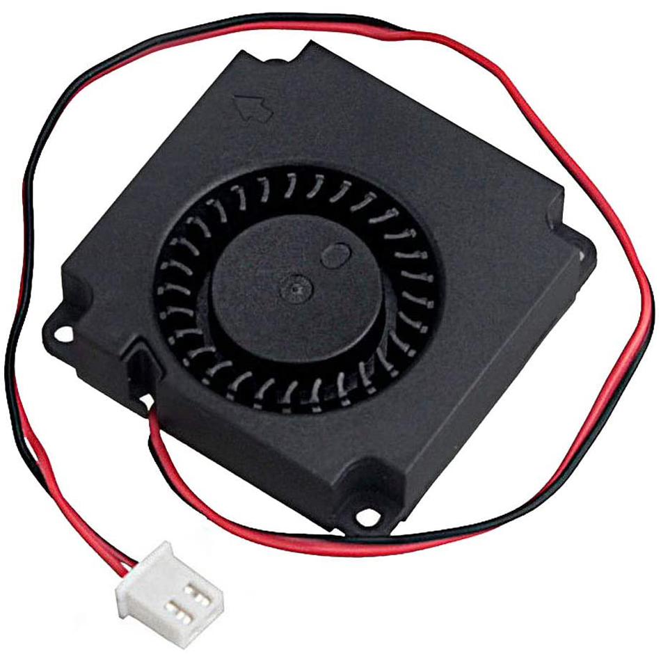 Turbine Fan 5V 12V 24V 40mm * 10mm <font><b>4010</b></font> DC Turbo Fan 5V Bearing <font><b>Blower</b></font> Radial Cooling Fans for Creality CR-10 Kit 3D Printer image