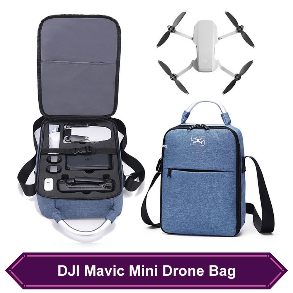 DJI MAVIC MINI Drone Handheld Carrying Case Waterproof Travel Case Lightweight Handbag For Mavic Mini  Accessory Storage Bag