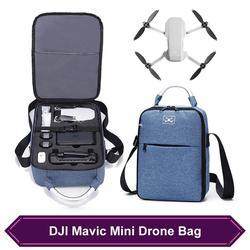 DJI MAVIC MINI Drone ręczny futerał do przenoszenia wodoodporna torba podróżna lekka torebka do Mavic Mini torba na akcesoria Dropshipping