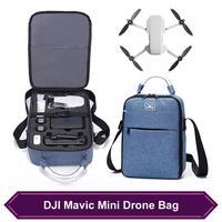 Dji mavic mini drone portátil caso de transporte à prova dlightweight água viagem leve bolsa para mavic mini acessório armazenamento dropshipping