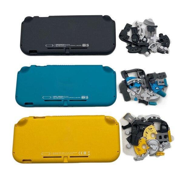 Nhựa Thay Thế Vỏ Ốp Lưng Dành Cho Máy Nintendo Switch Lite Nslite Tay Cầm Cứng Nhà Ở Vỏ Dán Mặt Lưng Bao W/Nút Bộ