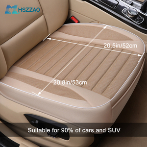 Image 2 - Car Seat Protection Car Seat Cover Auto Seat Covers Car Seat Cushion For Volvo C30 S40 S60L V40 V60 XC60,Porsche Cayenne Macan
