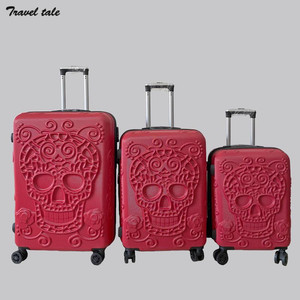 """Image 1 - CARRYLOVE 20""""24""""28"""" inch spinner ABS expander 3 pieces trolley case set rolling luggage suitcase set for travelling"""