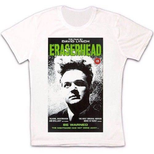 Eraserhead 1977 David Lynch Cult Movie Retro Vintage Hipster Unisex T Shirt Men Women 1052 Tee Shirt Big Tall image