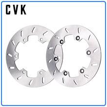 Rear Brake Disc Plate Brake Disk For YAMAHA TTR250 TTR250 DT200 DT230 free shipping pivot peg foot pegs for yamaha ttr250 xt250 xg250 dt230 dt200 o3