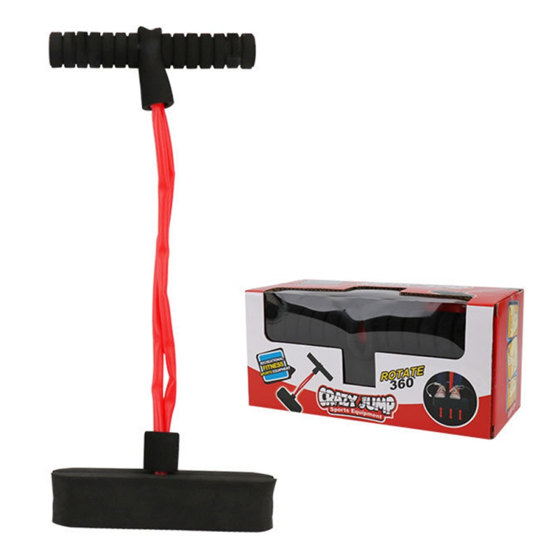For Kids Jumper Bounce Foam Children Jumper Toy Bounce Sense Training Pogo Stick Jumping Stilts  Kids Outdoor Sports