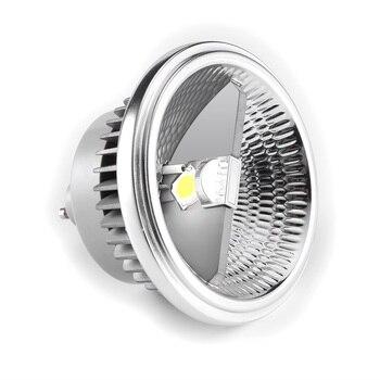 4PCS Aluminum GU10 Base 15W AC 85-265V LED AR111 GU10 Light Bulb 3000K Led Spotlight Bulb with 75-100W Halogen Equivalent newest led ar111 lamp 12w 15w g53 gu10 led ar111 light es111 led spotlight ac85 265v free shipping