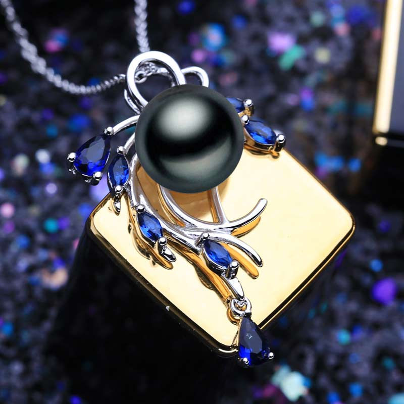 A black pearl