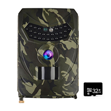 Outdoor-Camera Night-Vision Huntings PR-100 Infrared Waterproof 12-Million Orchard Induction