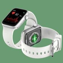 Reloj inteligente para hombre y mujer, pulsera con Bluetooth, llamadas, resistente al agua, Control de música, para iphone, Xiaomi, Huawei, IWO, 2020