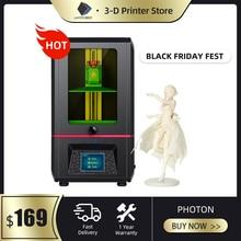 Anycúbico photon 3d kit impressora de resina sla 405nm com 2.8 polegadas cor tft tela impressora 3d diy conjunto impresora 3d