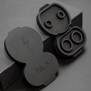 Image 1 - 2021 neue Silikon Lade Port Wasserdichte Staubdicht Schutz Abdeckung für Tesla Modell 3