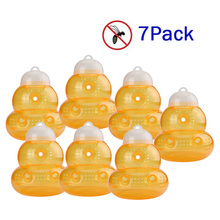 Outdoor Wasp Traps Hanging Yellow Jackets No Poison Chemicals Equipment Home Graden Supplies