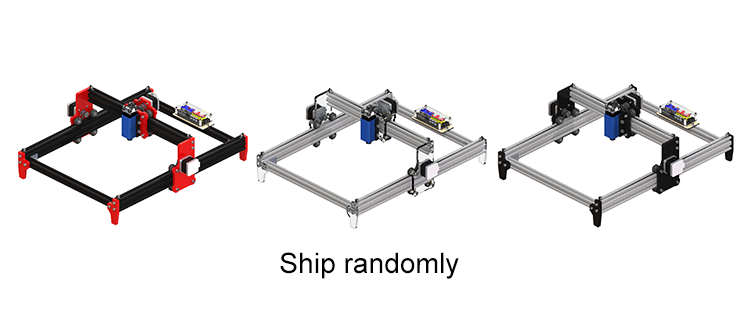 0.5W/2.5W 5.5W /15W CNC Laser Engraving Machine with 30*40cm Working Area and GRBL Control 6