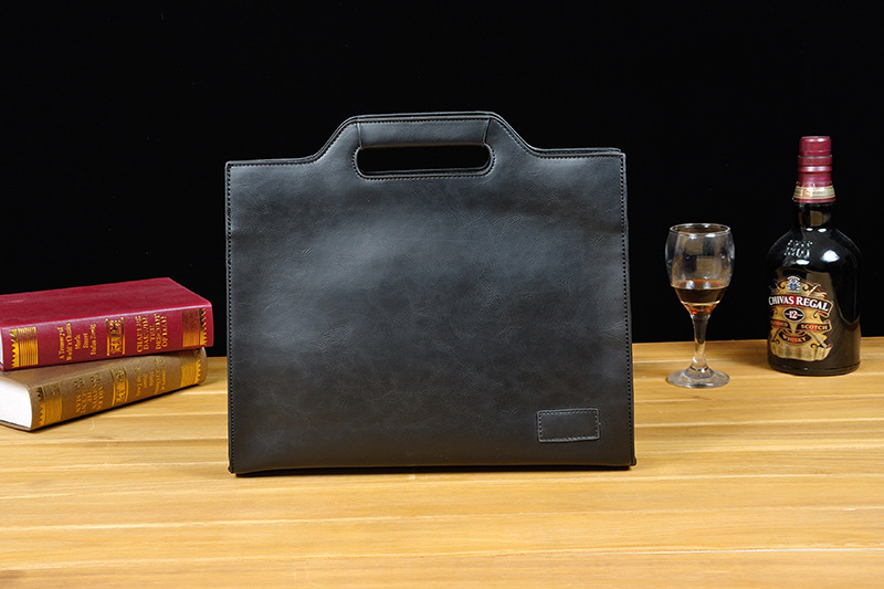 Handbag Shoulder Slung Men's Casual Business Briefcase Bag