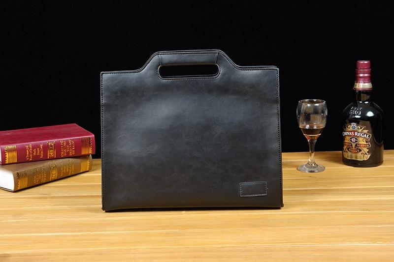 Handbag Shoulder Slung Men's Casual Business Briefcase Bag
