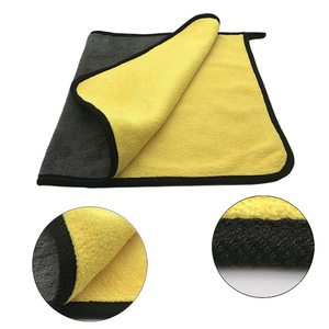 Image 3 - מיקרופייבר מגבת רכב מיקרופייבר בד לשטוף מגבת מיקרופייבר ניקוי בד רכב לשטוף ייבוש מגבת אוטומטי המפרט